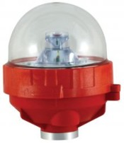 'NEW ' Single Head Low Intensity Obstruction Light Type A & B