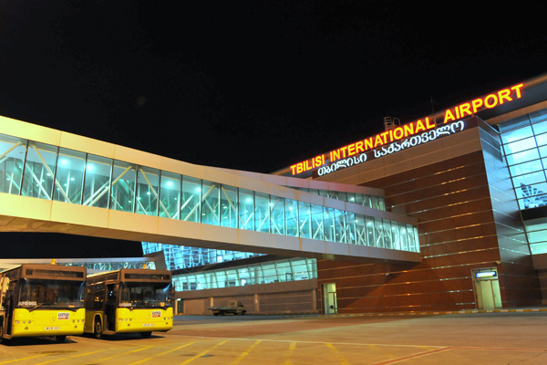 Systems Interface win Tbilisi Airport Contract