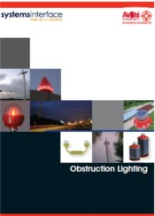 'NEW' Obstruction Lighting Range Brochure