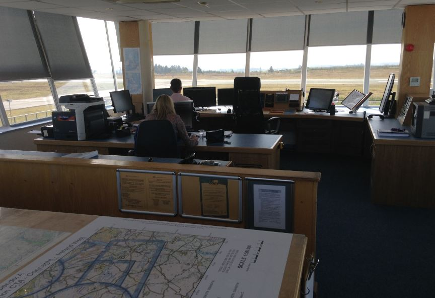 Ireland West Airport Knock Radio Upgrade and Control Tower Desk Replacement