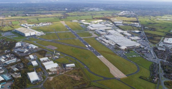 Systems Interface Replace Hawarden Airport ILS